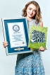 Maisie Williams accepts Guinness World Record on behalf of Game of Thrones