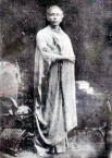 Anagarika's efforts to foster Buddhism in Asia began in Adyar