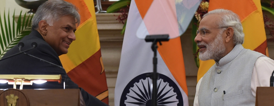India sees in Ranil a partner with whom it can do business