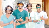 Impressive Sri Lankan surfers say there's lot more to learn after Indian experience