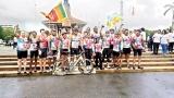 1333km around Sri Lanka to raise awareness for 1333