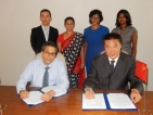Ceylon Chamber, Beijing Chamber sign MOU to promote commercial ties