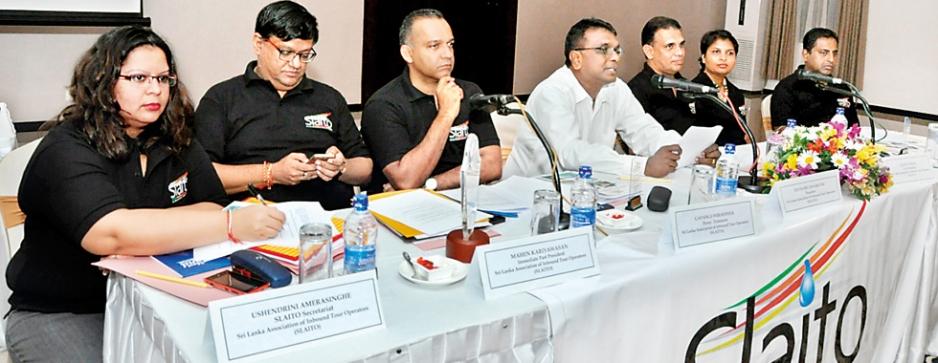 Devindre Senaratne, new President of the Sri Lanka Association of Inbound Tour Operators (SLAITO)