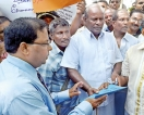Northern fishermen stand firm, requests Minister to seek  solution through diplomacy