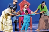 Brecht's play goes to Negombo