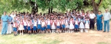 Sunday Times Business Club provides support to village school in Sigiriya