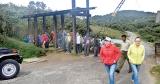 A tourist attraction sans facilities
