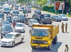 New traffic plan for Colombo to ease morning rush hour
