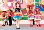 Kiddies concert of Regent International College