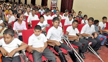 Wijeya Society to celebrate Children's Day