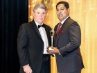 Sri Lankan wins Stevie Gold Award- Executive of  The Year – at 12th Annual International Business Awards