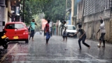 Met Dept forecasts hot mornings and wet windy, wild evenings through November