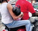Thousands of parents targeted in motorbike safety campaign