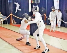 Fencing nationals on Nov 11 and 12
