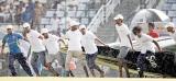 Rain hampers third ODI
