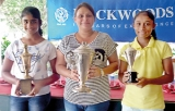 Jackie Dias wins Mackwoods Championship