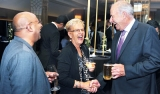 Light-hearted moments at reception for NZ delegation