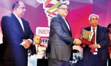 "Professional Bankers association confers this year's ""Outstanding Contributions to the Banking Industry' Award on A. Sarath de Silva"