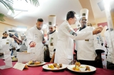 'Team Sri Lanka' for the  prestigious 'Bocuse d' Or' world culinary competition