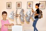 Art & Sculpture exhibition at Lionel Wendt
