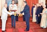 Sri Lanka's new High Commissioner to India presents credentials