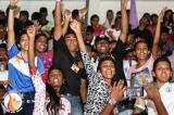 Rotary sing-along with Rukshan Perera