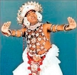 Dancing in his forefathers' footsteps