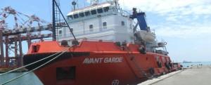 Weapons in ship from Sri Lanka raise alarm