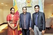 Representation for Lankan youth