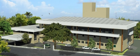 Vision in ink for Batti hospital soon a reality