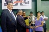Udaya Ranasinghe wins doubles crown