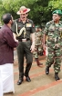 The  Chief of Army Staff of the Indian Army visits Jaffna