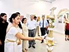 11-month journey for maiden art exhibition