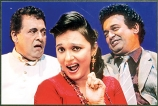 Comedy play in Colombo