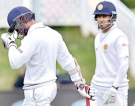 Missed catches bring misery to Lankans