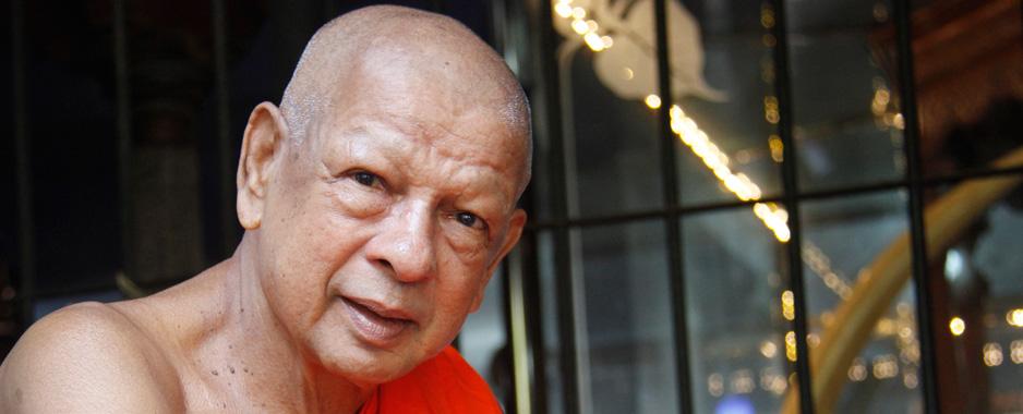 Happy birthday Podi Saadu, the people's priest