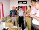 Kandy supermarket owner nabbed in massive foreign  liquour racket