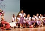 Gami Jana Mana Nada 2015 by students of Lindsay Balika Vidyalaya