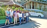 Aitken Spence Travels hosts  Top Travel agents from Egypt