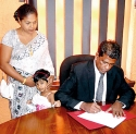 Muruttettuwegama assumes duties as Lankapuvath Chairman