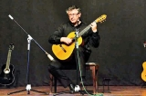 The challenges  of strumming  a classical tune