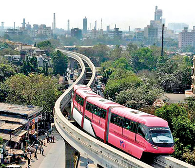 mumbai monorail essay Mumbai's monorail project that was thrown open to the public on february 2,  2014, is not only the first monorail project in independent india but.
