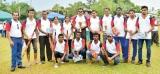 HJS Alawwa-Ambatale team at the helm