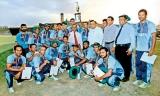 Raminda's ton and Peaveen's nine help STC Matara to a first innings win