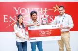 Fresh ideas boom at HSBC- British Council  Youth Enterprise Awards