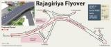 Rs 4.3b flyover at Welikade-Rajagiriya junction: Minister Kiriella