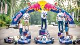 Hafzel Preena wins Red Bull Kart Fight 2015 – Sri Lanka