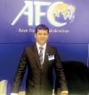 Jaswar Umar appointed International Match Commissioner