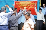 SL bank workers protest over plans to privatise state banks