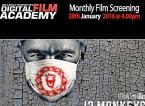 '12 Monkeys' at monthly screening